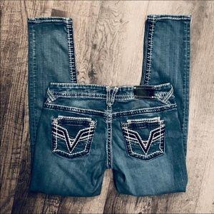Vigoss The Dublin Skinny Jeans Size 12